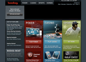 Bet online with Bodog Sportsbook